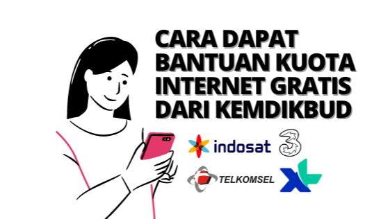 Cara Dapat Bantuan Kuota Internet Gratis 50 GB Telkomsel-Indosat Risco Ferdian