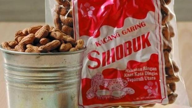 Kacang Sihobuk – Kacang Garing Khas Tapanuli Utara